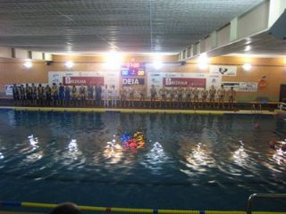 Cincaset for Piscina municipal mataro